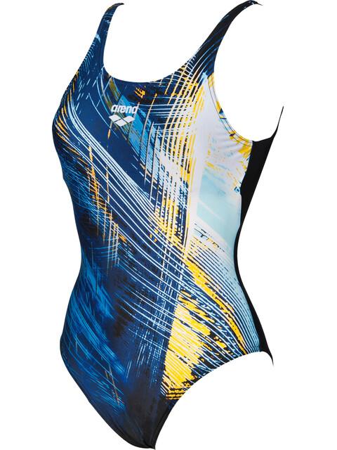 arena Icy U Back - Bañador Mujer - Multicolor